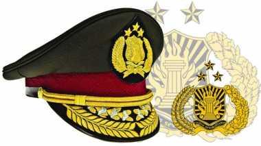 1.052 Polisi di Aceh Naik Pangkat