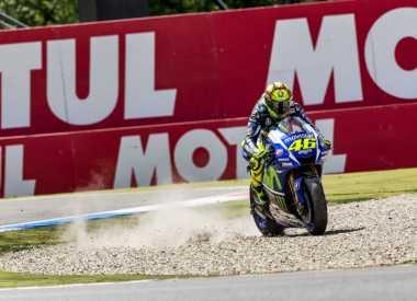 Potong Jalan, Rossi Dinilai Lakukan Hal Benar