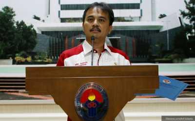 Alasan Roy Suryo Beberkan Rekaman Pengaturan Skor di Kemenpora