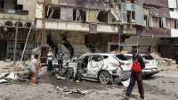 Tiga Wilayah di Baghdad Diguncang Bom