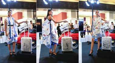 Rimowa Padukan Koper Klasik Jerman dengan Budaya Indonesia