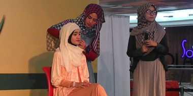 Tutorial Hijab untuk Gaya Formal