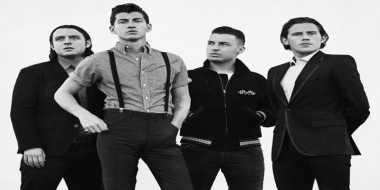Arctic Monkeys, Band dengan Penampilan Live Terbaik