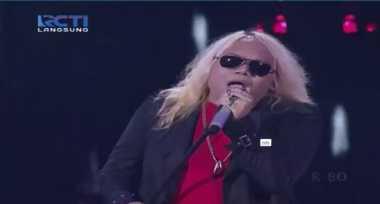"""Sulle """"Gebrak"""" Panggung X Factor Indonesia dengan November Rain"""