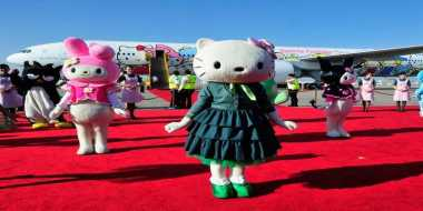 Karakter Hello Kitty Siap Difilmkan