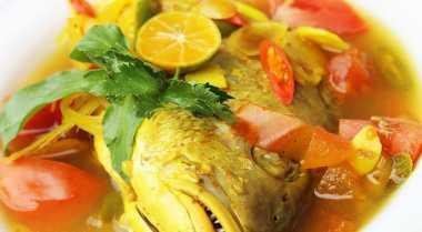 Resep Sup Ikan Kakap Pedas Nan Segar