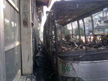 Bus Transjakarta yang Dioperatori Lorena Akan Dikandangkan