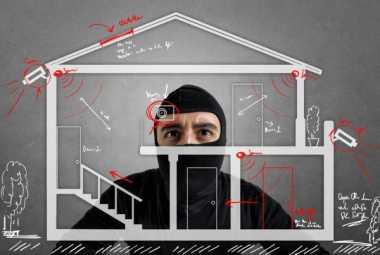 Polisi Data Rumah Kosong yang Ditinggal Mudik