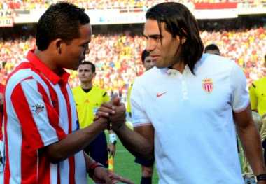 Bacca Out, Falcao In