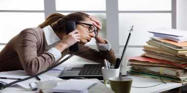 Cara Terhindar Stres Akibat Pekerjaan