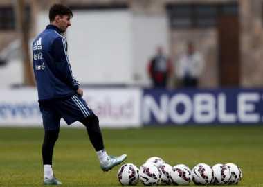 Messi Tak Butuh Gol