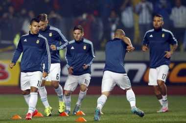 Copa America Penawar Luka Argentina
