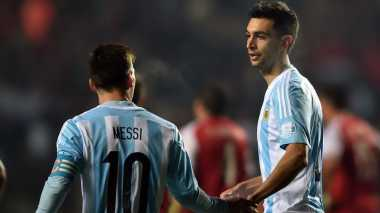 Pastore Siap Jadi Pelayan Messi