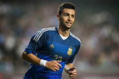 Gelandang Argentina Santai Hadapi Final