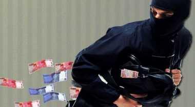 Dua Residivis Roboh Ditembak Petugas