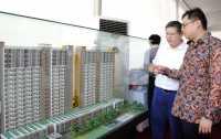 Pasar Lesu, Proyek Apartemen Tetap Jalan Terus