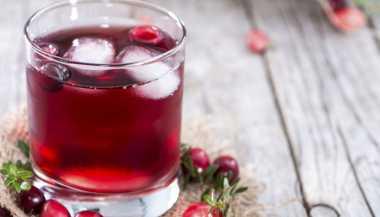 Jus Cranberry Ampuh Tangkal Penyakit Tidak Menular