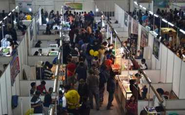 Bazar Ramadan Digabung dengan Bursa Batu Akik