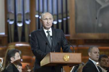 Putin: Hubungan AS-Rusia Penting Untuk Atasi Krisis Global