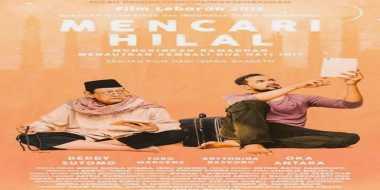 """Film """"Mencari Hilal"""" Kritik Mahalnya Sidang Isbat"""