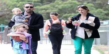 Hollywood Sepekan: Diwarnai Perceraian Ben Affleck dan Ciuman Miley Cyrus