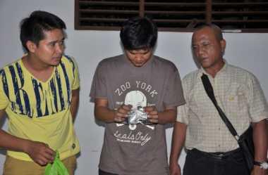 Nekat Jual Sabu, Pedagang Rempah Dijebak Polisi
