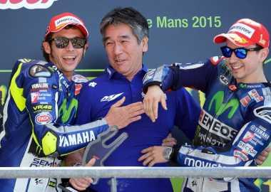 Sasis Baru Untungkan Rossi & Lorenzo di Assen