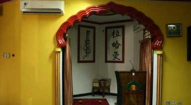 Alasan Masjid Lautze Penuh Ornamen Mandarin