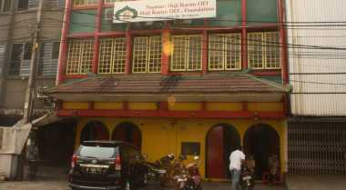 Warna-Warni Masjid Tionghoa di Jakarta