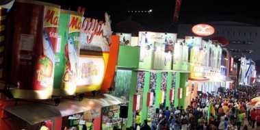 Kunci Kebersihan Jakarta Fair Kemayoran
