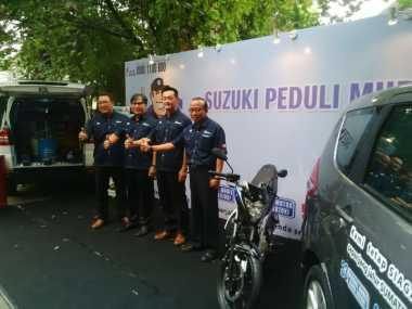 Dukung Aktivitas Mudik, Suzuki Kembali Adakan Program After Sales