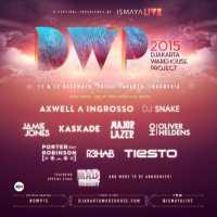 Lineup DWP 2015: Bertabur DJ Internasional
