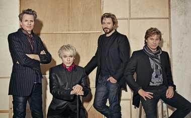 Perjuangan Duran Duran untuk Rekaman Bareng Lindsay Lohan