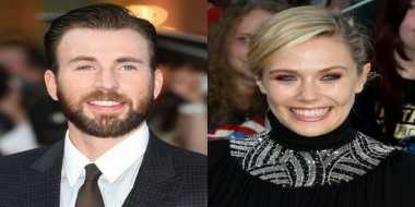 Chris Evans dan Elizabeth Olsen Diam-Diam Pacaran