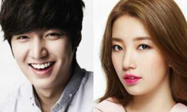Lee Min Ho Tinggalkan Suzy di Hari Spesial