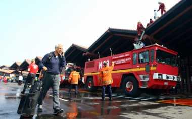 Angkasa Pura Didesak Percepat Penyelidikan Kebakaran Bandara