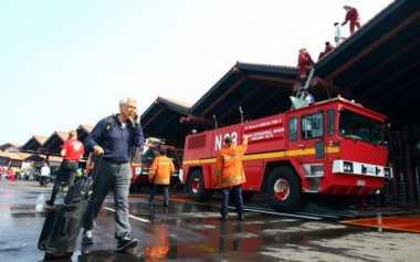 Tenant Penyebab Kebakaran di Soetta Dijatuhi Sanksi