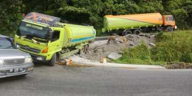 H-7 Hingga H+7 Truk Dilarang Melintasi Jalan Medan-Karo