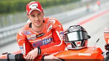 Kans Pembalap Ducati Patahkan Rekor Rossi