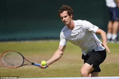 Murray Favorit Juara Wimbledon 2015