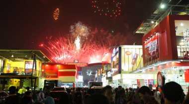 2016, Jakarta Fair Kemayoran Bakal Sampai Lebaran