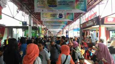 Pesta Penutupan Jakarta Fair Kemayoran 2015