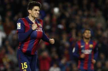 Bartra Tolak Banyak Tawaran demi Barcelona