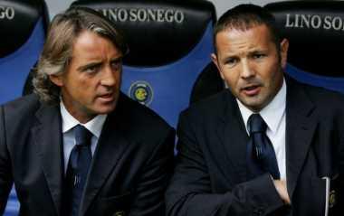 Mancini Doakan Mihajlovic Raih Kesuksesan di Milan