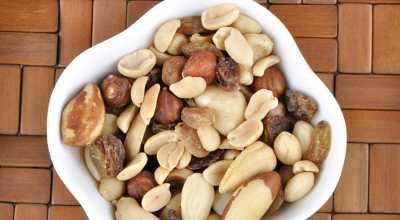 Makan Kacang Kunci Tubuh Langsing
