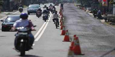 Kemenhub: Banyak Rambu Lalu Lintas di Yogyakarta Dicoret-Coret