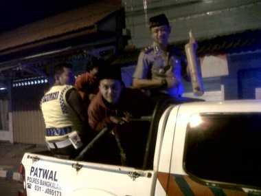 Polrestabes Surabaya Mulai Gelar Patroli Permukiman
