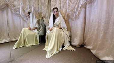 Pilih Baju Lebaran Sesuai Tren Busana Muslim 2015