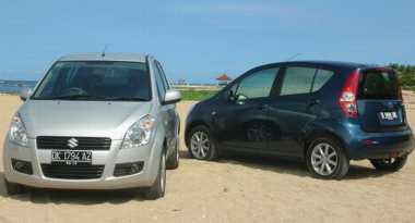 Suzuki Splash Akan Diproduksi di Indonesia
