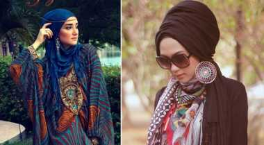 Inspirasi Anting untuk Wanita Berhijab